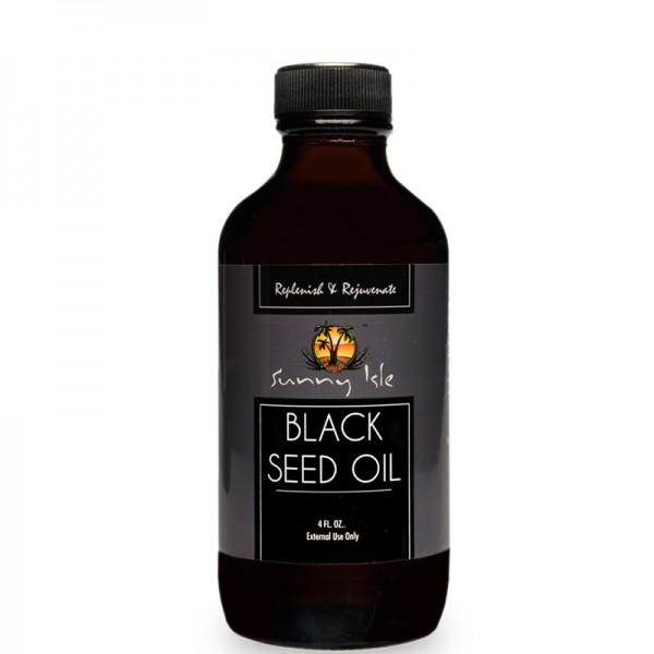 SUNNY ISLE Huile Black Seed Oil 118 ml