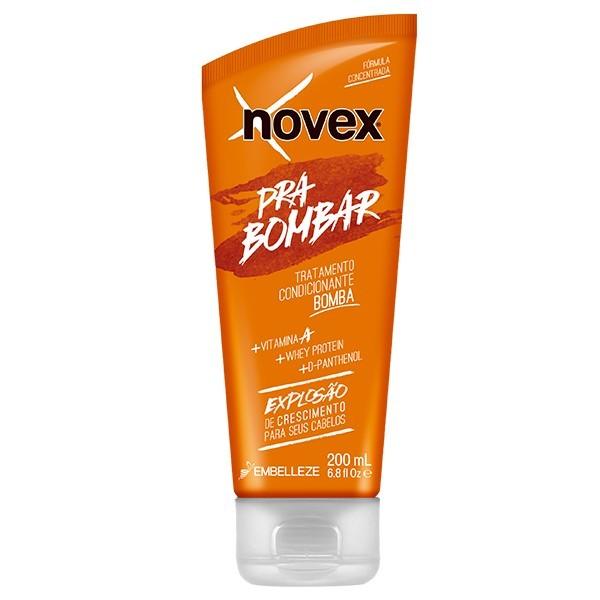 NOVEX Après-shampooing booster 200 ml