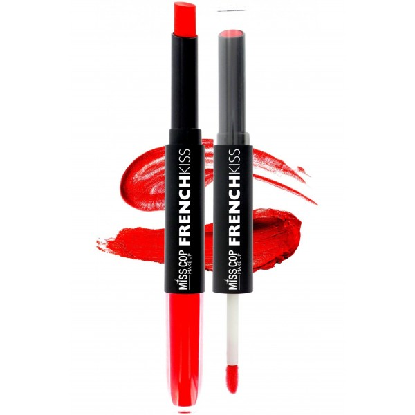 MISS COP Duo Rouge à lèvres + Gloss FRENCH KISS