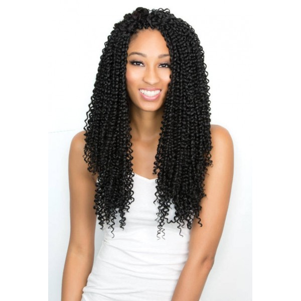 URBAN BEAUTY natte BOHEMIAN CURL