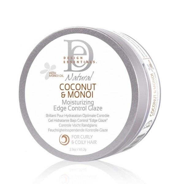 """DESIGN ESSENTIALS Gel lissant contours """"edge control"""" COCO & MONOÏ 65.2g"""