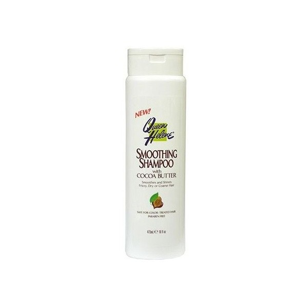 QUEEN HELENE Cocoa Butter Shampoo (Smoothing Shampoo) 473ml