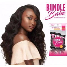 OUTRE tissage Bundle Babe BODY 10 PCS