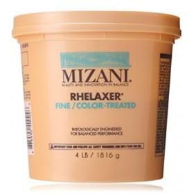 MIZANI Crème défrisante pour cheveux fins 1,816kg (Rhelaxer)