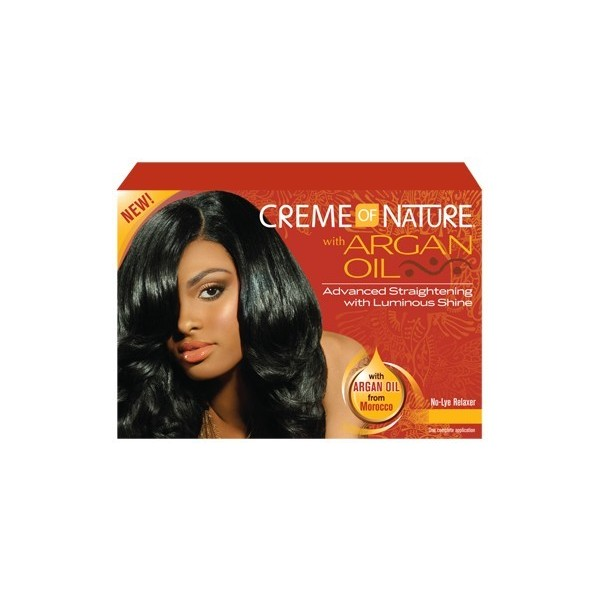 CREME OF NATURE Relaxing kit with Argan oil