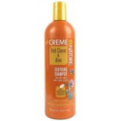 Shampooing Anti pelliculaire (Red clover & Aloé) 450ml