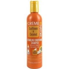 Shampooing revitalisant et démêlant (Sunflower & Coconut)