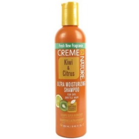 CREME OF NATURE Shampooing Ultra hydratant (Kiwi & Citrus) 250ml