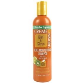 CREME OF NATURE Ultra Moisturizing Shampoo (Kiwi & Citrus) 250ml