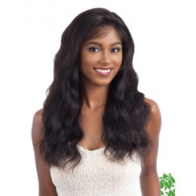 MILKYWAY Brazilian wig NATURAL WAVY (Lace Front)