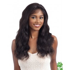 MILKYWAY perruque brésilienne NATURAL WAVY (Lace Front)