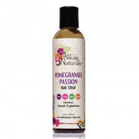 ALIKAY NATURALS Elixir pour cheveux POMEGRANATE PASSION 118ml