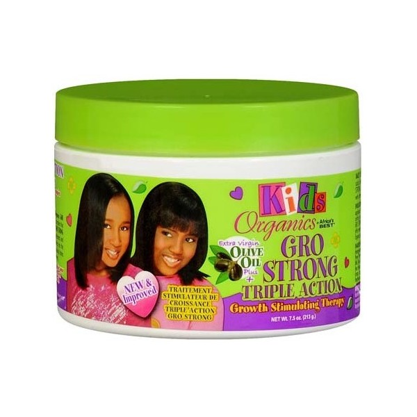 Organics for Kids Traitement de croissance GRO STRONG 213g