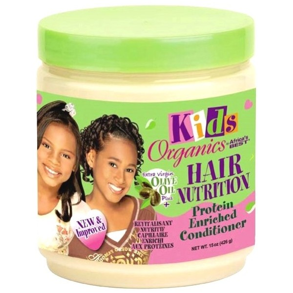 Organics for Kids Après shampooing nutritif aux proteines (Hair nutrition) 426g