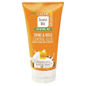 CREME OF NATURE Texturisant brillance et tenue COCONUT MILK 150ml