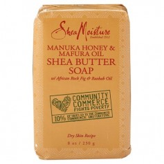 MANUKA MAFURA and Shea Butter Soap for Dry Skin 230g