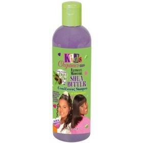 Organics for Kids Shampooing revitalisant au karité (Shea butter) 355ml