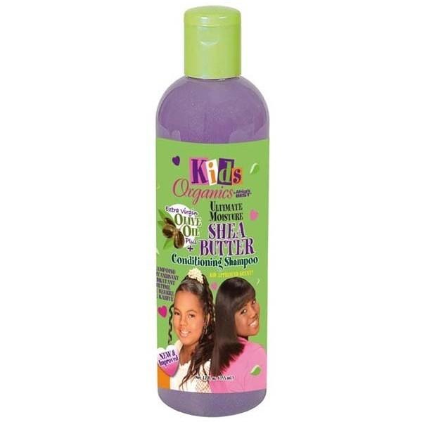 Organics for Kids Shampooing revitalisant au karité (Shea butter) 355ml
