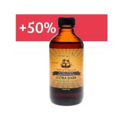 Jamaican Extra Dark Castor Oil (huile de RICIN) 120ml (+50% gratuit)