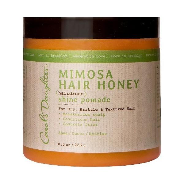 CAROL'S DAUGHTER Pommade capillaire MIMOSA HAIR HONEY 226g