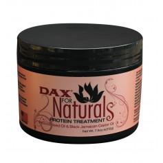 Masque protéiné pour cheveux cassants DAX FOR NATURALS 212g