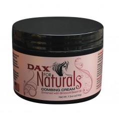 Crème coiffante légère DAX FOR NATURALS 212g (combing cream)