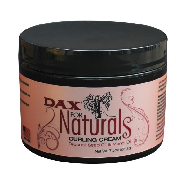 DAX FOR NATURALS Crème définissante pour boucles DAX FOR NATURALS 212g