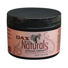 Crème définissante pour boucles DAX FOR NATURALS 212g (curling cream)