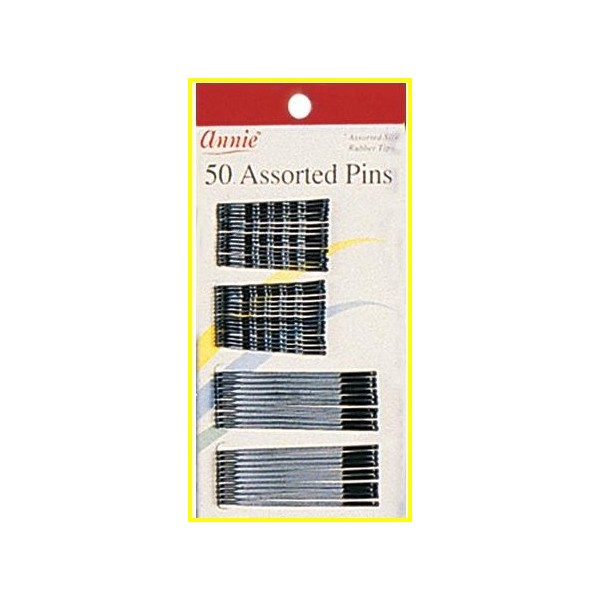 "Epingles cheveux 2 formats x50 ""Assorted pins"""