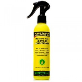 ECO STYLER Leave-in hydratant pour cheveux secs BLACK CASTOR & FLAXSEED 236ml