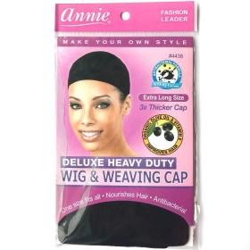 """ANNIE Bonnet pour perruque """"DELUXE HEAVY DUTY"""" x3"""