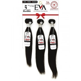 EVER CHOCOLATE tissage MULTI STRAIGHT 3pcs 10/12/14""