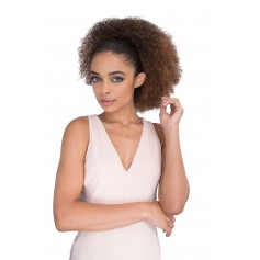 JANET hairpiece AFRO COILY STRING
