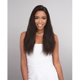 "JANET tissage modulable TIPLEX HAIR 13""x4"" LACE FRONTAL 4pcs"