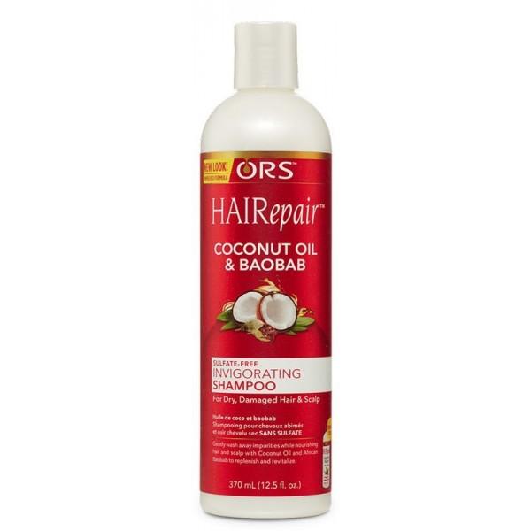 ORS Shampooing HAIRepair Coco & Baobab 370ml