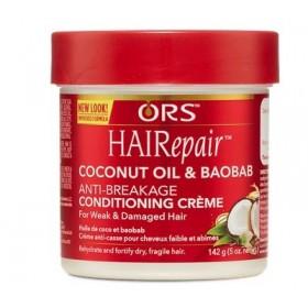 ORS Hairepair Coconut & Baobab Cream 142g