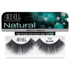 False eyelashes 115 BLACK (Glamour)