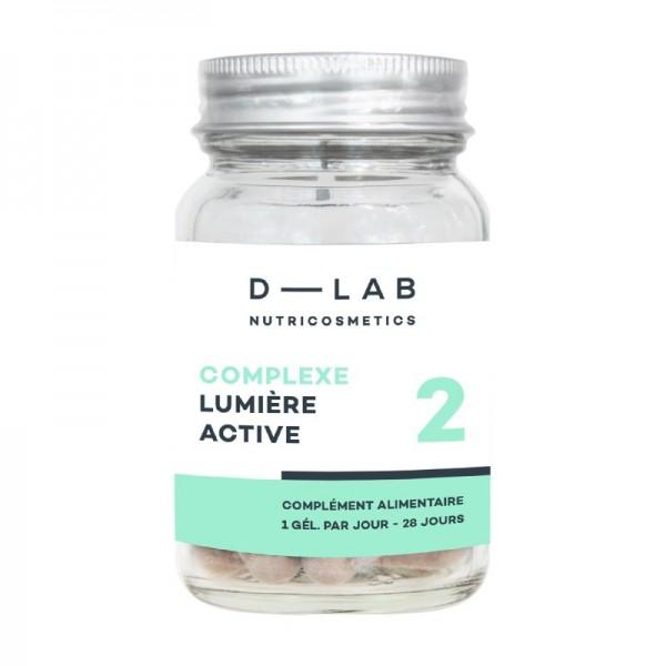 D-LAB Complément alimentaire LUMIÈRE ACTIVE (1mois)