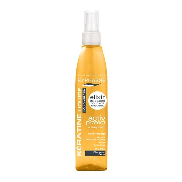 BYPHASSE Spray à la kératine liquide SULBIM PROTECT 250ml