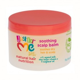 JUST FOR KIDS Baume apaisant cuir chevelu pour enfants SOOTHING SCALP 170g