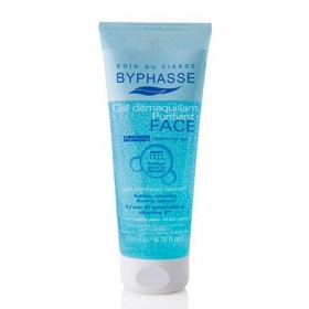 BYPHASSE Gel démaquillant purifiant 200ml