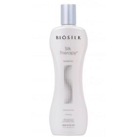 BIOSILK Shampooing à la protéine de soie SILK THÉRAPY 207ml