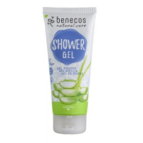 BENECOS Gel douche à l'aloe vera BIO 200ml