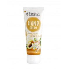 Crème pour les mains à l'abricot & fleur de sureau BIO 75ml