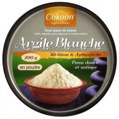 Argile blanche 100% NATURELLE 200g