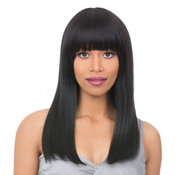 IT'S A WIG perruque RAVEN