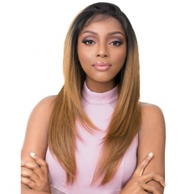 IT'S A WIG perruque VIXEN Y YAKI STRAIGHT (3 Way Lace Part)
