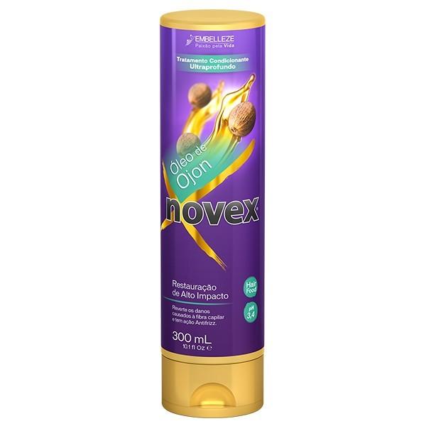 NOVEX Après-shampooing à l'huile d'OJON 300ml