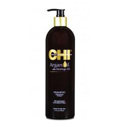 Shampooing aux huiles d'ARGAN & de MORINGA 340ml
