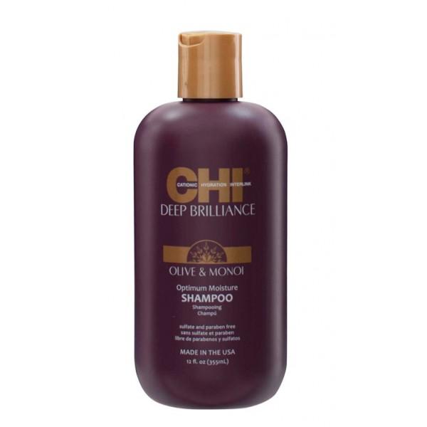 CHI Shampooing hydratant OLIVE & MONOI 355ml